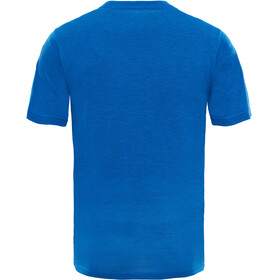 The North Face Boys Reaxion S/S Tee Turkish Sea Heather